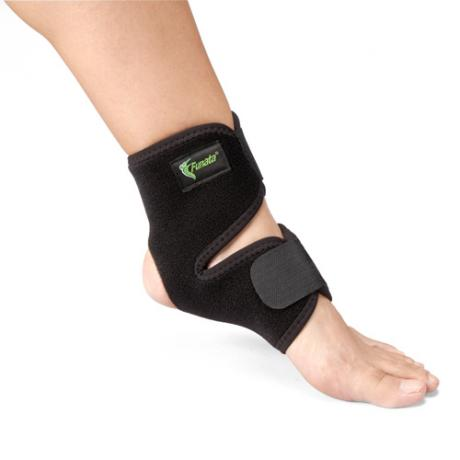 High Quality Compression Elastic Ankle Support/Brace/Sleeve/ Protector
